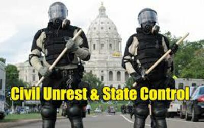 Civil Unrest, Police State Expanding Due to Ignorance