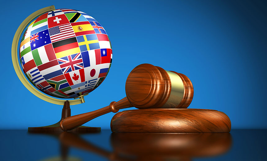 Part I: International Law Controls the World